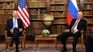 """Biden on summit with Putin: """"I did what I came to do"""" (02:31)"""