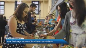 'Starving Student': Meal Exchange takes action to combat food insecurity among post-secondary students (04:07)