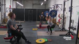 Olympic-style weightlifters from St. Albert to represent Canada on world stage (02:21)