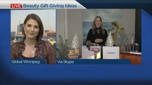 Beauty gift giving ideas (05:20)
