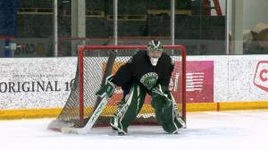 Banner weekend for Saskatchewan Huskies hockey teams