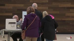 Edmonton voters head to polls on Election Day