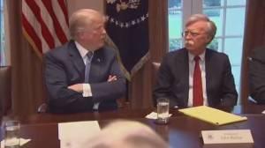 Ex-advisor John Bolton: Trump tied Ukraine aid to investigating rivals