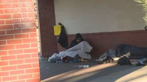 Lethbridge homeless population dealing with influx of cold weather (01:50)