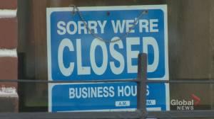 'How far do you let it bleed?': Calgary restaurants face uncertain future amid COVID-19 crisis (01:44)
