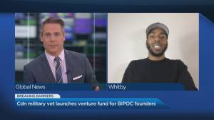 Bay Mills Investment Group launches as largest venture capital firm for BIPOC businesses (04:27)