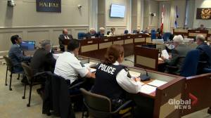 Halifax council tables recommendations for Halifax Regional Police