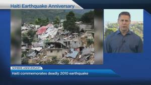 How Haiti is coping 10 years after a devastating earthquake