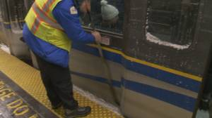 New storm causes more transit chaos