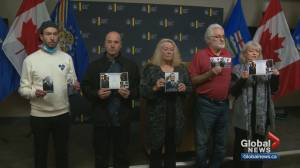 'His death has changed all of our lives': Father of Calgary homicide victim pleads for help (02:22)