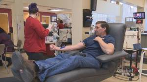 New Brunswick blood donors sought