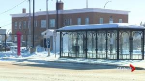 Prince Albert, Sask. removes benches at transfer station (02:01)