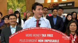 Federal Election 2019: Trudeau says Liberal government 'careful' in diplomatic, economic approach with China