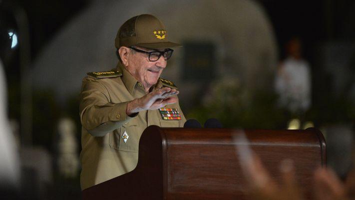 'What's adjacent  for Cuba arsenic  Raul Castro retires arsenic  leader?'