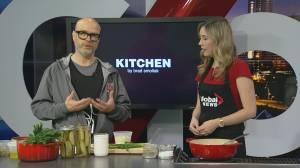 Heart-healthy soup with KITCHEN by Brad Smoliak