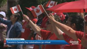 Toronto's Canada Day celebrations go virtual