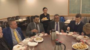Calgary city council steps out for lunch, stops in Chinatown to support hurting businesses