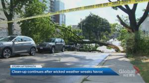 Toronto Storm leaves west-end residents with power outages, flooding