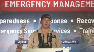 Penticton fire chief says 'wind event' did not have large impact on Christie Mountain fire