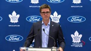 Toronto Maple Leafs' Mitch Marner still hasn't signed new contract, says Dubas