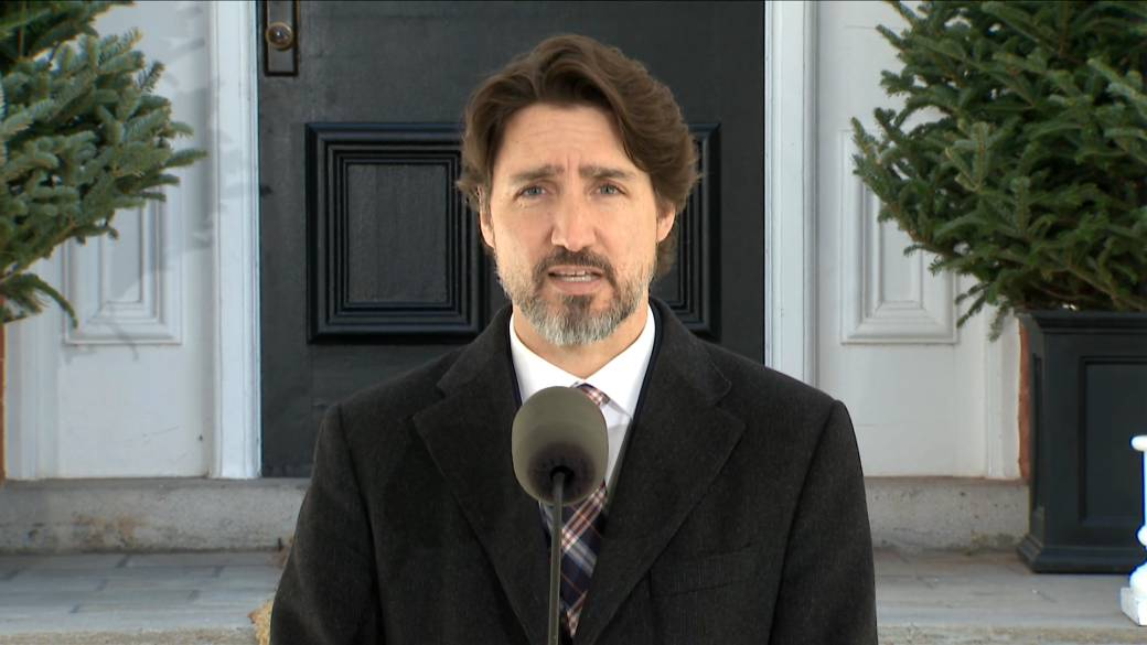 Click to play video 'Trudeau questioned on reports of pressure from Chinese government on Chinese-Canadian citizens'