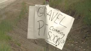 Community opposes proposed rock quarry near Kelowna (02:23)