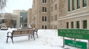 University of Saskatchewan researchers aiming to eliminate cervical cancer (02:03)