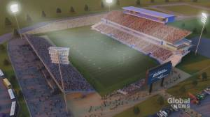 Proposed Halifax stadium's funding model raising concerns
