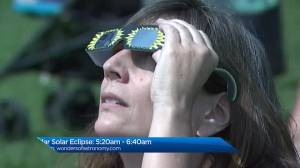 What you need to know to view this years Annular Solar Eclipse (04:52)