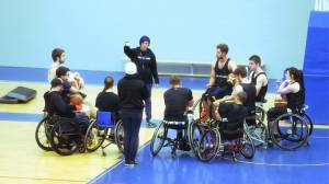 New weekly youth wheelchair basketball programs start in Halifax (06:06)