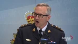 Alberta RCMP deputy commissioner walks back denial of systemic racism in Canadian policing