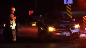 1 injured in Neal Drive crash in Peterborough