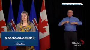 'We may be forced to consider additional, more restrictive measures': Hinshaw