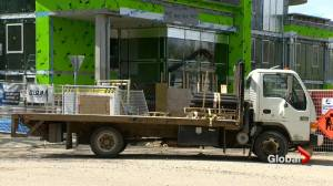 Saskatoon builders frustrated local design firms lose bid for $4.8M library contract (02:01)
