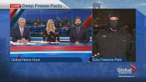 A closer look at how cold it can get in Edmonton