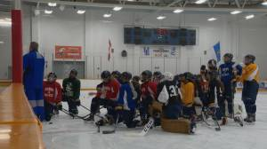 Pronghorns women's hockey team thriving with clean slate, new coaching staff