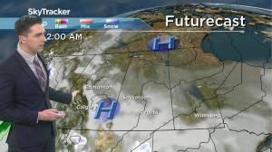 Temperatures seasonal in Saskatchewan for the last week of February