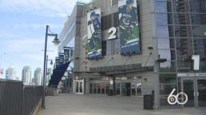 Rogers Arena marks 25th anniversary (02:39)