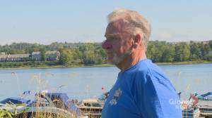 Fredericton man walking 500 kilometres for COPD awareness
