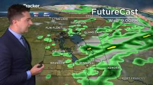Heating up: June 22 Manitoba weather outlook (01:33)