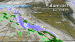 Saskatchewan weather outlook: yo-yo temps come with a few flurries