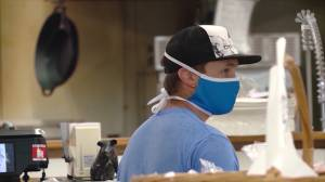 Coronavirus: CDC updates guidelines on wearing masks (01:39)