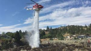 Regional district lifts tactical evacuation following wildfire near Penticton