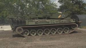 Canadian War Museum takes military vehicles out for a spin this summer