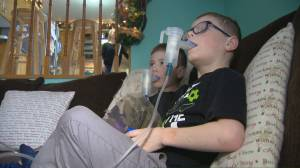 Brothers fight Cystic Fibrosis, parents plead for access to life saving drug