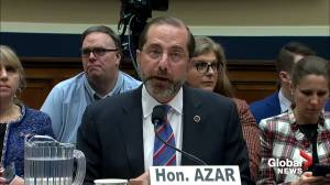 Health Secretary Azar confirms 15th case of coronavirus in U.S.