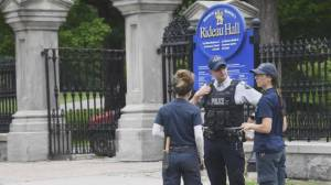 RCMP arrest armed military reservist on Rideau Hall grounds