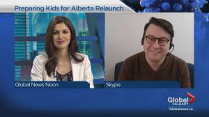 Preparing kids for daycares and summer camps as Alberta prepares to reopen