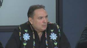 AFN chief calls for peaceful resolution to Wet'suwet'en solidarity protests, rail blockades