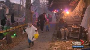 COVID-19: Calgary police focused on education not enforcement when it comes to Halloween guidelines (02:11)
